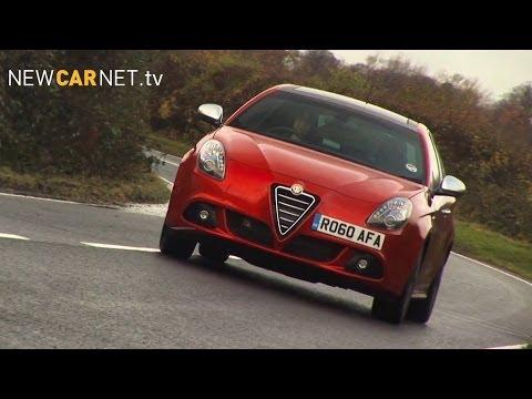 Alfa Romeo Disco Volante Touring Superleggera Start Up