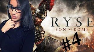 Ryse: Son of Rome Gameplay Walkthrough Part 4 (XBOX ONE)