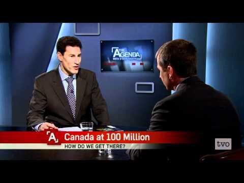 Irvin Studin: Canada, Population 100 Million