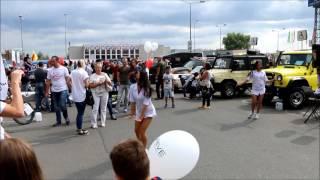 Юг Мотор Шоу 2016. Краснодар.