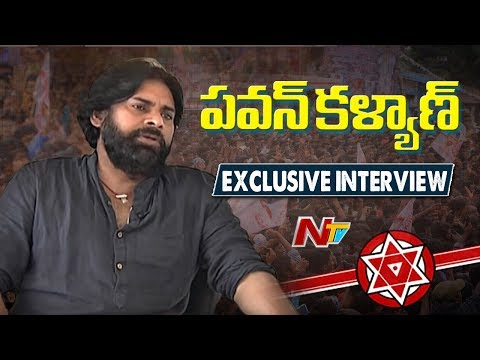 Pawan Kalyan Exclusive Interview   Face to Face   #Janasena   NTV