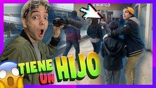 ¡YOLO TIENE UN HIJO A ESCONDIDAS! 24 HORAS ESPIANDO A YOLO - Yolo Aventuras