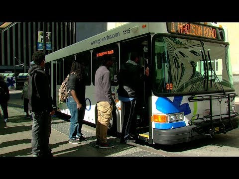Metro and union disagree over safety implications of bus driver shortage