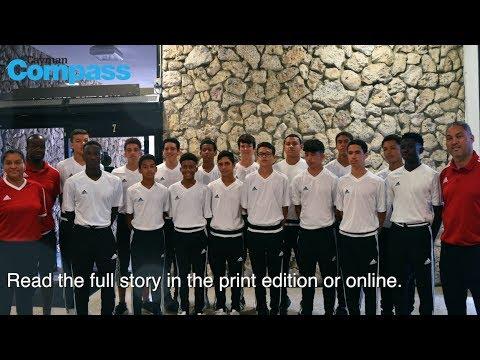 Cayman Islands National U15 Football Trip