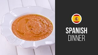 Gazpacho || Around The World: Spanish Dinner || Gastrolab