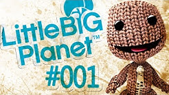 Let's Play - Little Big Planet [HD][Deutsch] - #001 Erste Schritte