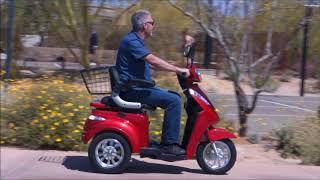 e-Wheels EW-38 Scooter Review
