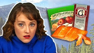Irish People Try Pacific Northwest Snacks