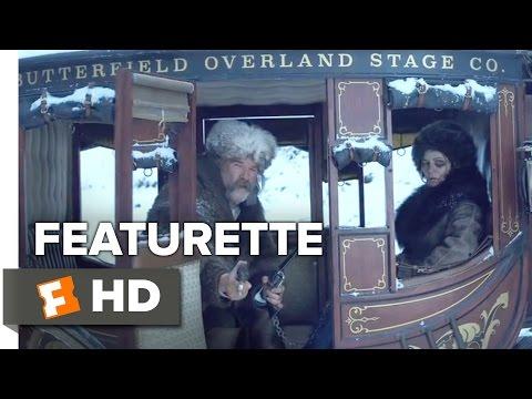 The Hateful Eight Featurette - Ensemble (2015) - Quentin Tarantino Movie HD