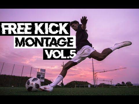Best Free Kicks Montage Volume 5  ● Spektakuläre Freistöße!
