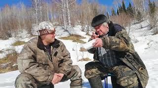 Байки охотника... Встреча с медведем.