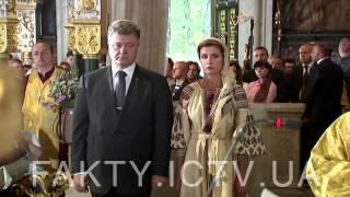 Смотреть видео вышитые платья в украинском стиле