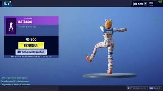 Fortnite 'NEW' Daydream Dance - Daydream Dance Emote 800 Vbucks Fortniteshop 14.02.2019 EpicGames