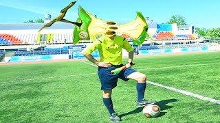 """Кривоногий футбол: """"Обзор на клоуна"""" (СУДЬИ - ТРАДИЦИОННО ПОЗОРЯТ РОССИЮ)"""