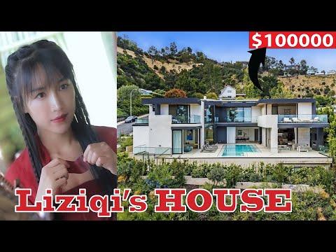 Li Ziqi's Buys New House For-2020