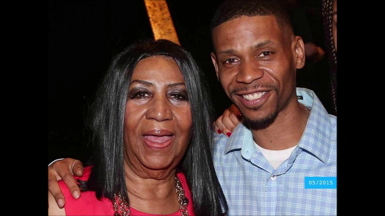 Aretha Franklin's Son Kecalf Jailed Since October For Dui