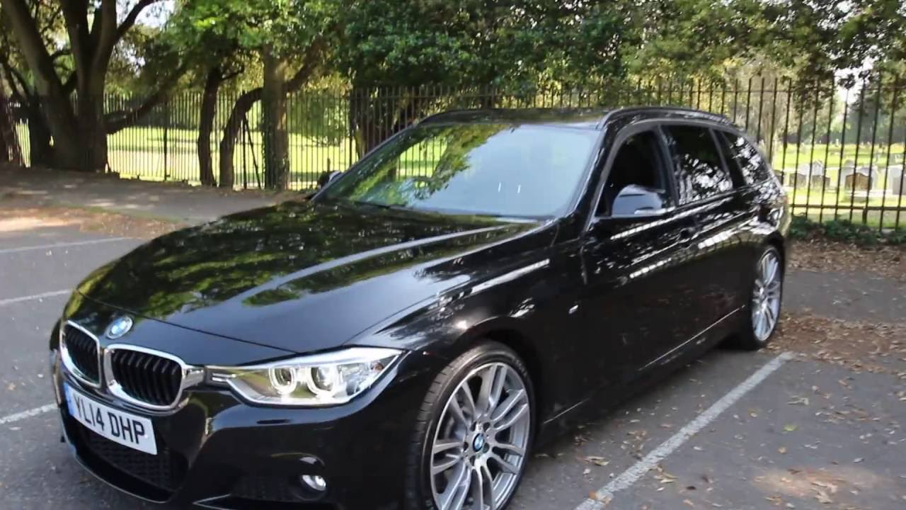 BMW 335i M Sport Touring Auto  wwwpromotorscouk  YouTube