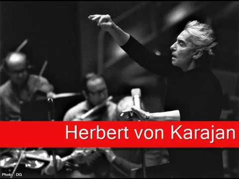 Herbert Von Karajan: Rimsky Korsakov - Scheherazade, 'The Story of the Kalendar Prince' Op. 35