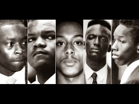 Image result for central park 5