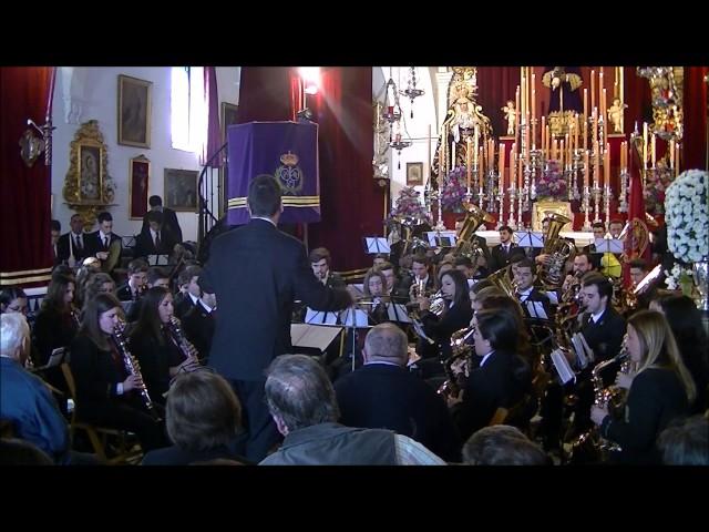 Banda Filarmónica Ciudad de Bollullos. Hdad de Ntro Padre Jesús. Virgen del Valle