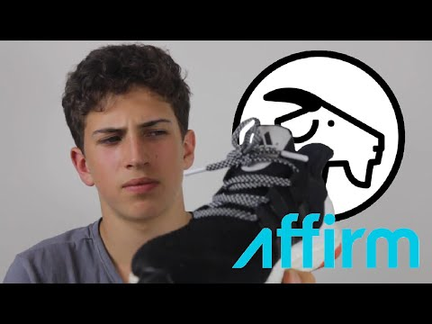 I BOUGHT SHOES ON GOAT WITH A LOAN (AFFIRM PAYMENT PLAN)