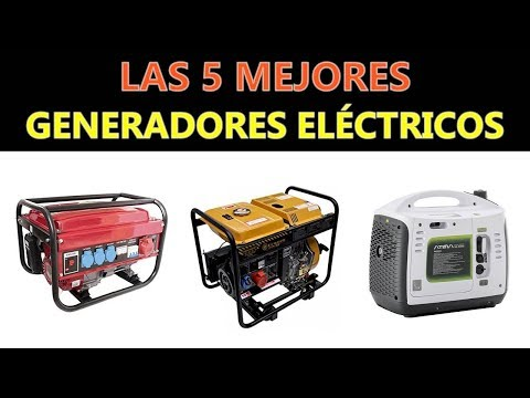 Mejores Generadores Eléctricos 2021 thumbnail