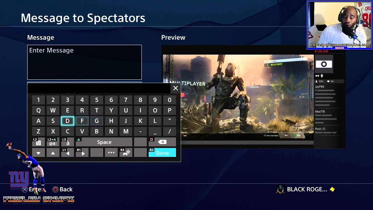 How To Stream To Twitch: How To Set Up Twitch On Your PS4 & Streaming