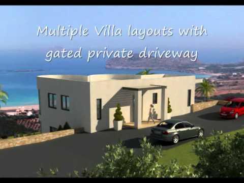 Crete Villas for sale