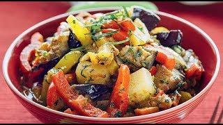 Аджапсандал (Аджапсандали)   Необычайно вкусное ароматное блюдо из Грузии