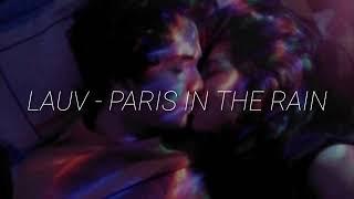 Lauv // París In The Rain