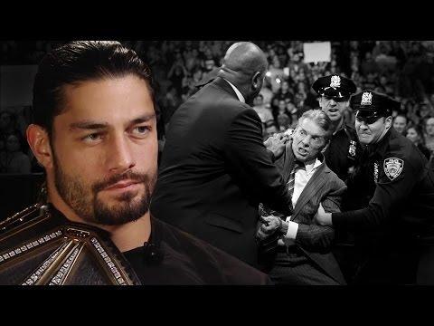Was Ist Roman Reigns' Vorsatz Fürs Neue Jahr?: WWE.com Exclusive – 30. Dezember 2015