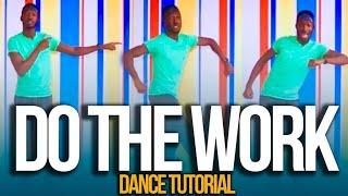 Do The Work - First Love Dancing Stars  MiklezMuziq   Stretchy Davies   DAG HEWARD MILLS  FLOW