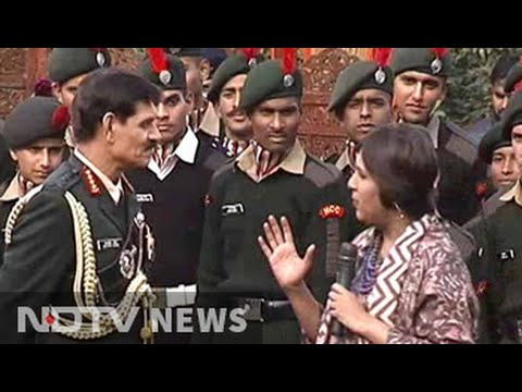 The young guns: NDTV special with army chief and NCC cadets