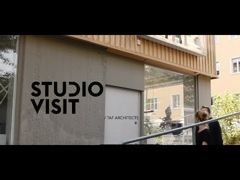Muuto Studio Visit—TAF Architects