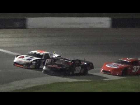 2016 Dells Raceway Park Falloween 150 Finish