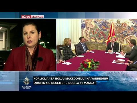 Smilevska o odluci Ivanova nakon sastanka s čelnicima političkih partija