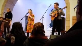Maria Solheim in Concert am 9.3.2014 in der Kirche Lohn bei Schaffhausen (Schweiz)