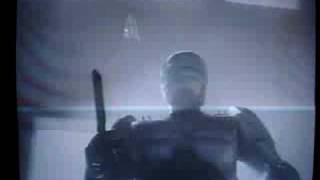 robo cop part 1 drug factory scene