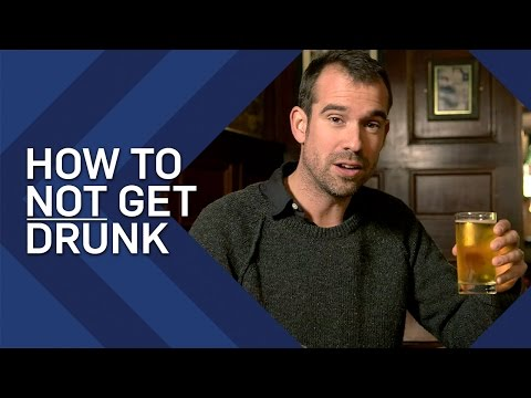 How To Drink & NOT Get Drunk | Brit Lab
