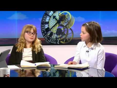 CWM World Latest Updates Andrew Neil Interviewed By Children On CBBC Programme