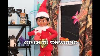 12 Days of Elf on the Shelf: Three's Company
