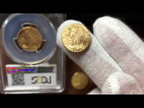 Grading Tips Indian Gold $2 1/2 And $5 Coins . How To Grade Quarter And Half Eagle Gold Coins .
