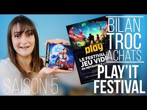Play It Festival, bilan du troc et un achat qui pique le portefeuille !
