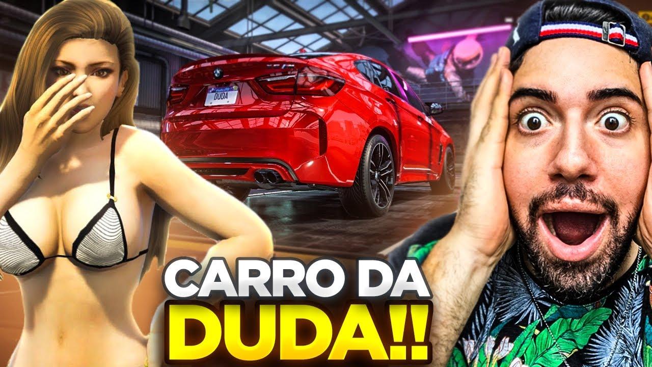CARROS do VIDA DE JOVEM no NEED FOR SPEED HEAT ! CARRO DA DUDA !