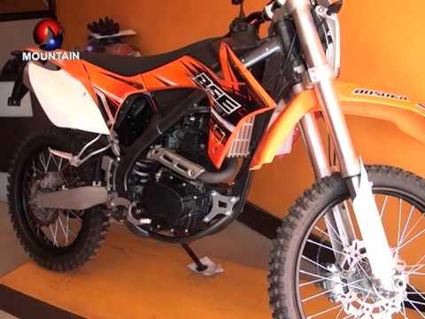 BSE Dirt bike in Nepal