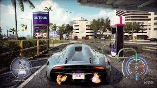 Need for Speed Heat - Koenigsegg Regera 2016 - Open World Free Roam Gameplay (PC HD) [1080p60FPS]