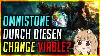 """Omnistone durch """" Smart Choice """" eine Viable Rune? [League of Legends]"""