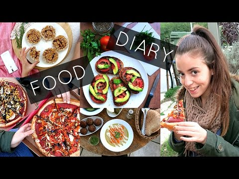 WHAT I EAT IN A WEEK AS AN ORDINARY VEGAN #2