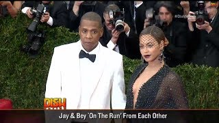 "Jay Z and Beyonce's ""On The Run"" Tour Is On The Rocks!"