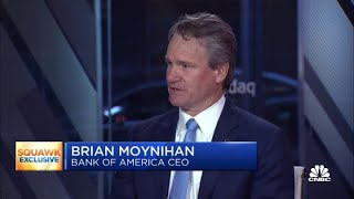 Bank of America CEO: Fed's accommodation is no longer needed at the same level
